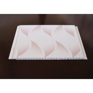 Abstract PVC Ceiling Panel