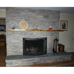 Mantels Stone Fireplace